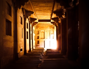 Tombes a Fatehpur Sikri