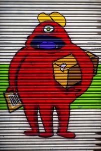 Barcelona - Vila de Gracia, Wall Art 1