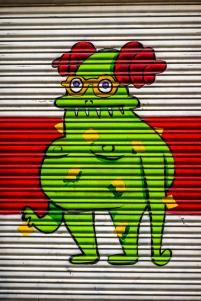 Barcelona - Vila de Gracia, Wall Art 2