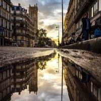Paris : after the rain