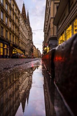 Lyon, France - Saint-Nizier