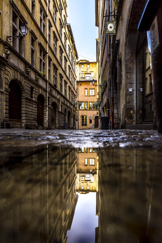 Lyon, France - Rue Juiverie