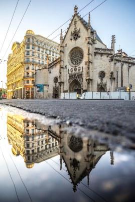 Lyon, France - Saint-Bonaventure