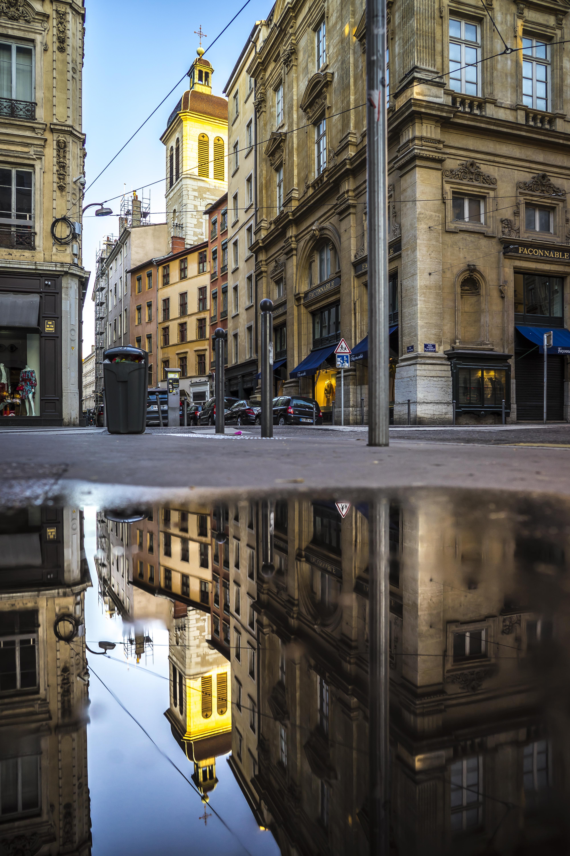 Lyon, France - Saint-Pierre