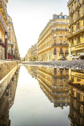 Paris, France - To Opera