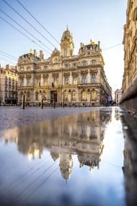 Lyon, France - Hôtel de Ville