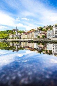 Lyon, France - Saint-Georges