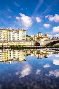 Lyon, France - Saint-Jean