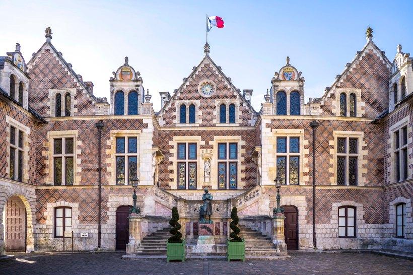 Orléans, France - Hôtel Groslot