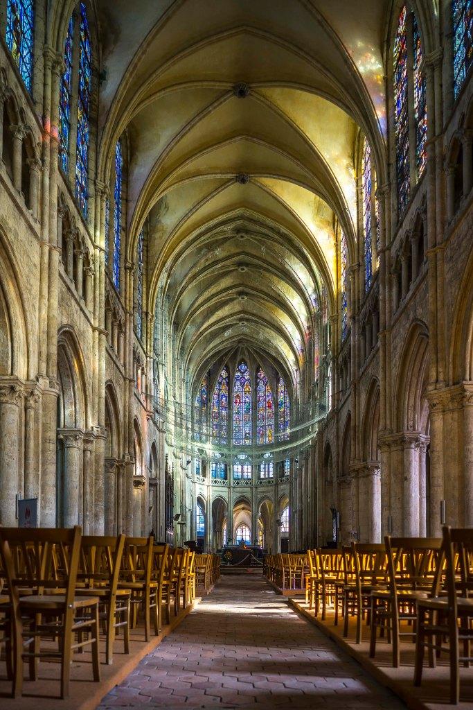 Chartres, France - Saint-Pierre
