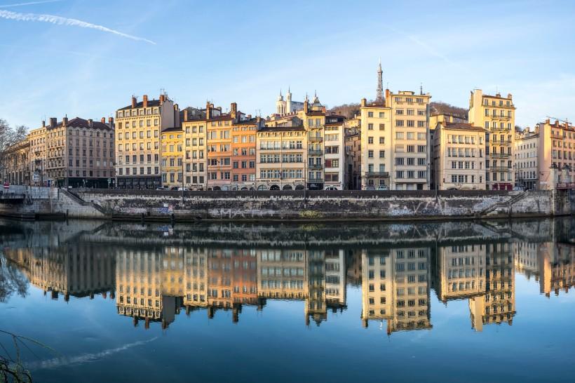Lyon, France - Saint-Paul
