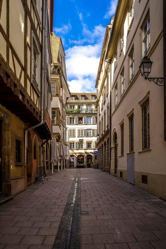 Strasbourg, France - Rue du Poumon