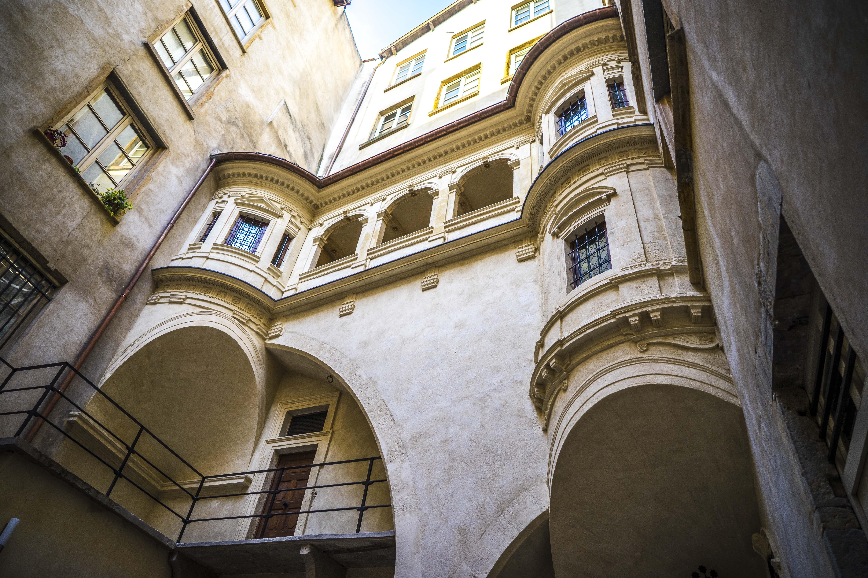 Lyon, France - Hôtel Bullioud