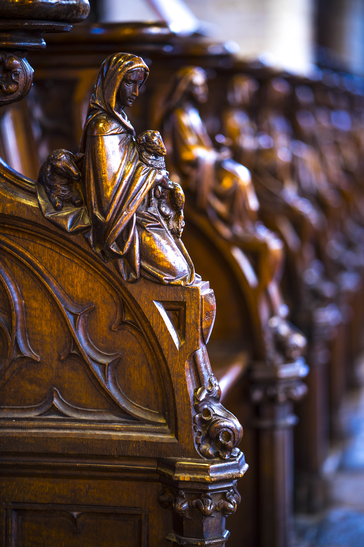 Lille, France - Sainte-Catherine, details