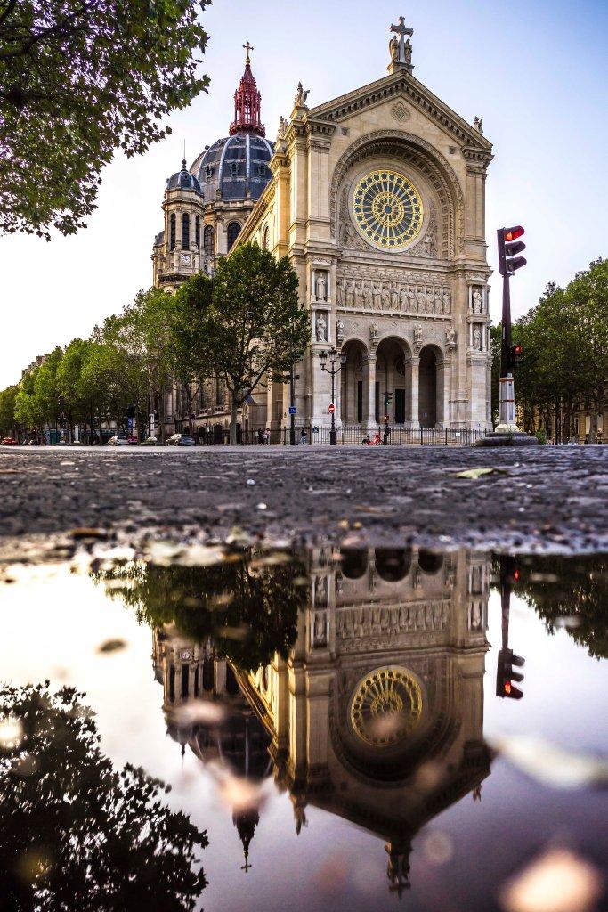 Paris, France - Saint-Augustin
