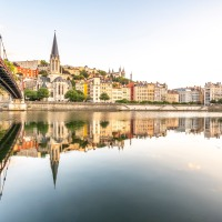 Lyon, France: Spring memories