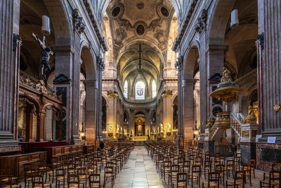 Paris, France: Saint-Sulpice